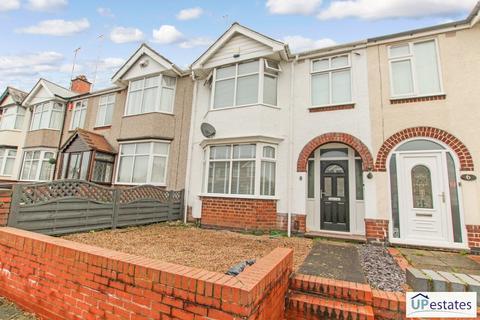 3 bedroom terraced house for sale - Wordsworth Road, Poets Corner, Coventry