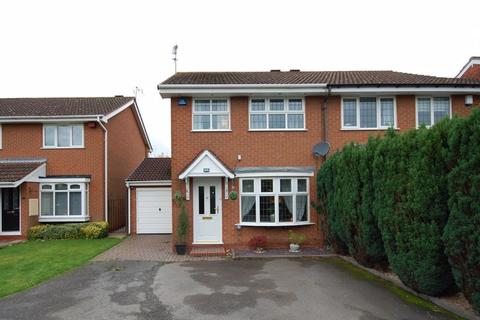 3 bedroom semi-detached house - Gatcombe Close, Bushbury, Wolverhampton WV10