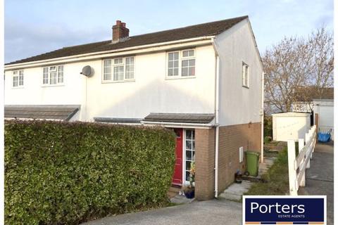 3 bedroom semi-detached house to rent - Highfields Brackla Bridgend CF31 2PE