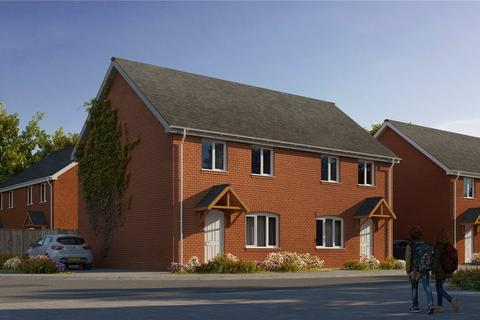 2 bedroom semi-detached house for sale - Clos Gungrog, Gallowstree Bank, Welshpool, Powys, SY21