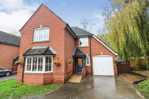 4 bedroom detached house - Millbrook Gardens, Stoke-On-Trent