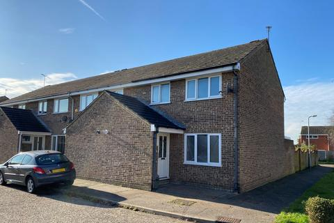 3 bedroom end of terrace house to rent - Stablecroft, Springfield , Chelmsford, CM1