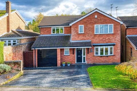 4 bedroom detached house for sale - 3, The Heronry, Wightwick, Wolverhampton, WV6