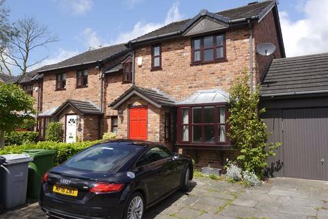 2 bedroom terraced house to rent - South Bank Close, Heyes Lane, ALDERLEY EDGE
