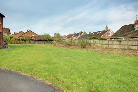 Plot for sale - Southwood Road, Cottingham