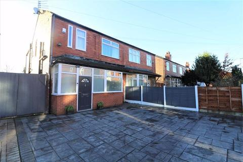3 bedroom semi-detached house for sale - Manley Road, Whalley Range, Manchester, M16
