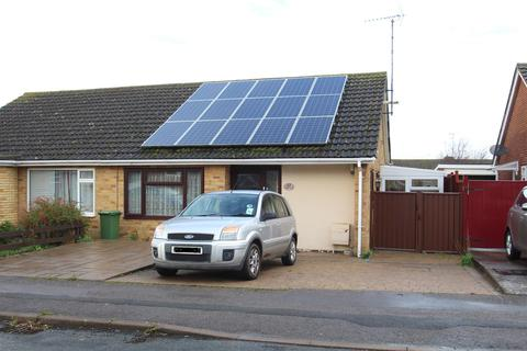2 bedroom semi-detached bungalow for sale - Milford Avenue, Stony Stratford, Milton Keynes