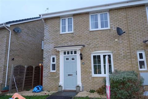 3 bedroom semi-detached house to rent - Suran Y Gog, Barry, Vale Of Glamorgan
