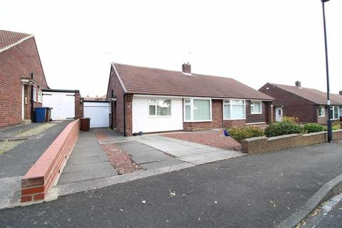 2 bedroom semi-detached bungalow for sale - Lincoln Green, Brunton Park, Gosforth, Newcastle Upon Tyne