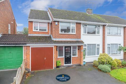 5 bedroom semi-detached house for sale - Ivybridge Road, Styvechale, Coventry
