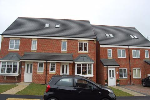 4 bedroom terraced house to rent - Casey Court, Ashington