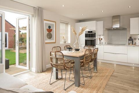 David Wilson Homes - Braid Park