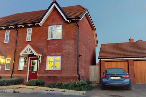 3 bedroom semi-detached house for sale - Mackay Crescent, Tadpole Garden Village, Swindon, SN25 2RA