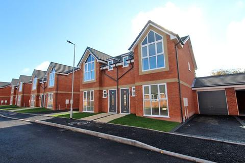 3 bedroom semi-detached house for sale - Off Church Road, Bradmore, Wolverhampton, WV3