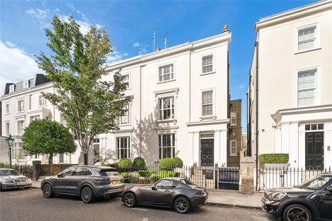 6 bedroom semi-detached house for sale - Cottesmore Gardens, Kensington, London, W8
