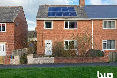 3 bedroom semi-detached house for sale - Warwick Avenue, Consett, Co. Durham, DH8 8DP