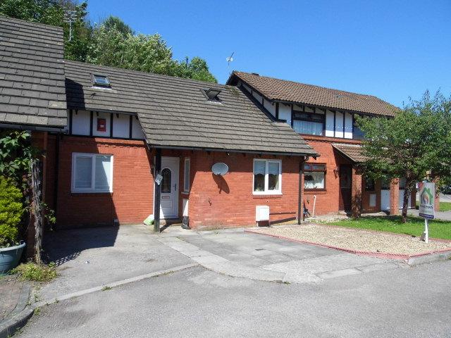 2 Bedrooms Terraced House for sale in Maerdy Park, Pencoed, Pencoed CF35