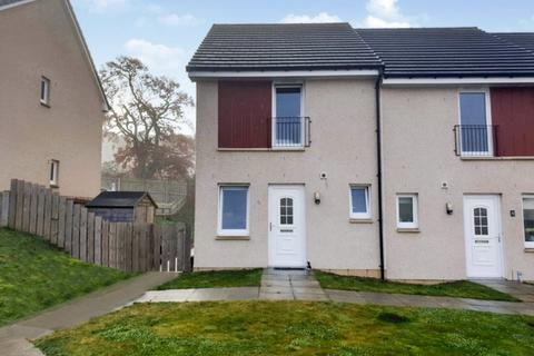 2 bedroom end of terrace house for sale - Foxglove Crescent, Inverness