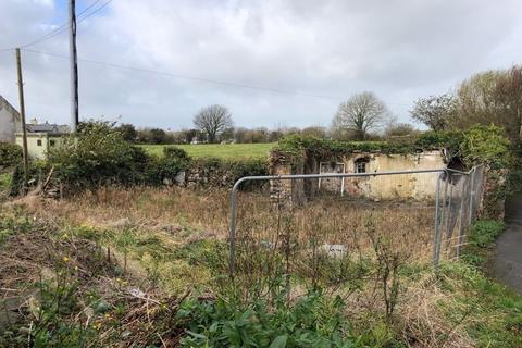 Plot for sale - Brynsiencyn, Anglesey