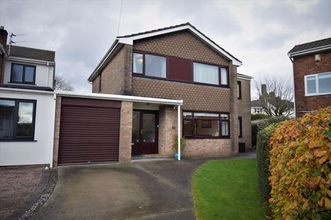 4 bedroom detached house for sale - 7 Castle Meadows, Coity, Bridgend, CF35 6DA