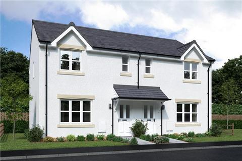 Miller Homes - Newton Fields - The Blair - Plot 347 at Broomhouse, Off Muirhead Road G71