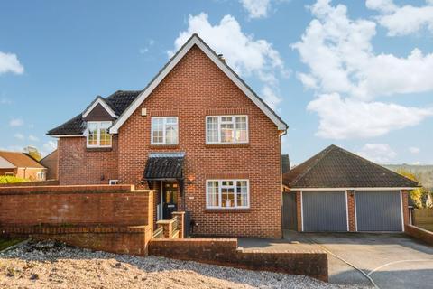 5 bedroom detached house for sale - Hilltop Way, Salisbury                                                  VIDEO TOUR