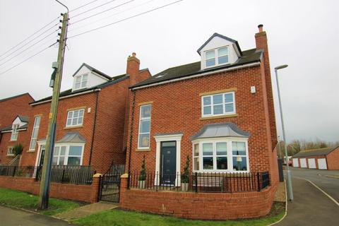 4 bedroom detached house for sale - Canney Hill, Coundon Gate, Bishop Auckland