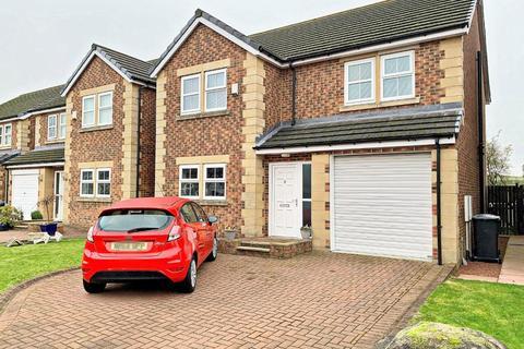 4 bedroom detached house - Witton Villas, Sacriston, Durham