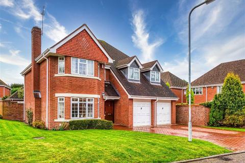 4 bedroom detached house for sale - 18, Chatsworth Gardens, Tettenhall, Wolverhampton, WV6