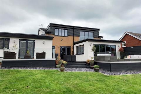 6 bedroom detached house for sale - Lymewood Drive, Disley, Stockport, Cheshire