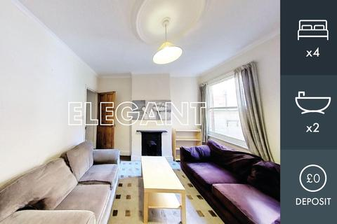 4 bedroom terraced house to rent - Lorne Road, Leicester