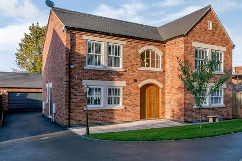 4 bedroom detached house for sale - Clayton Close, Morton, Derbyshire