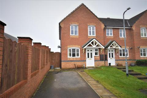 3 bedroom end of terrace house for sale - Charles Street, Brymbo