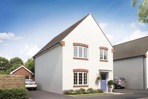 4 bedroom detached house - The Midford - Plot 97 at Pathfinder Place, Newall Road, Bowerhill SN12