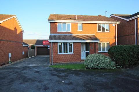 4 bedroom detached house for sale - Manor Garth, Skidby, Cottingham