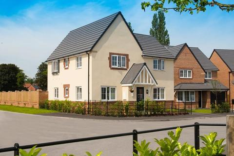 4 bedroom detached house for sale - Plot 102, Lincoln at J One Seven, Old Mill Road, Sandbach, SANDBACH CW11