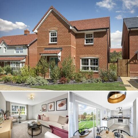 3 bedroom detached house for sale - Plot 207, Kingsley at Perry Court, Brogdale Road, Faversham, FAVERSHAM ME13