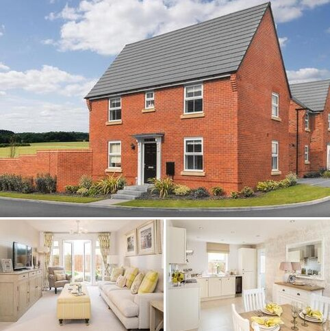 3 bedroom semi-detached house for sale - Plot 23, HADLEY at Galloway Grange, Dixon Drive, Chelford, MACCLESFIELD SK11