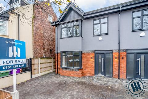 4 bedroom semi-detached house for sale - Warnerville Road, Liverpool, Merseyside, L13