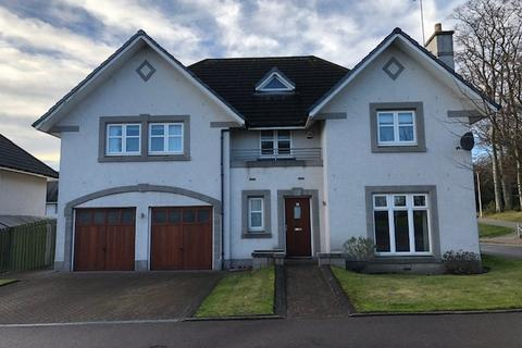 4 bedroom detached house to rent - Kepplestone Gardens, West End, Aberdeen, AB15 4DH