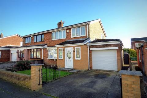 3 bedroom semi-detached house for sale - Ridley Drive, Stockton-On-Tees, TS20