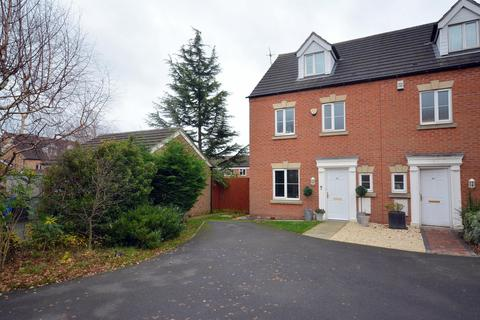 4 bedroom semi-detached house for sale - Sandringham Close, Newbold, Chesterfield, S41 8RQ