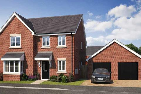 4 bedroom detached house for sale - The Oakford at Meadow Bank, off Shannon Road B38