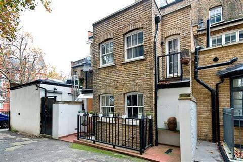 3 bedroom terraced house to rent - CALLARD CLOSE, London, W2