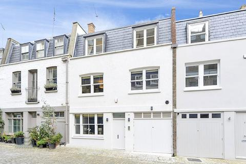 4 bedroom mews for sale - Leinster Mews, Lancaster Gate, London, W2