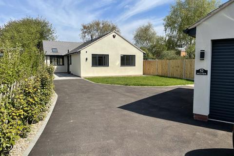 3 bedroom detached bungalow for sale - WESTBURY ROAD, LECKHAMPTON, GL53