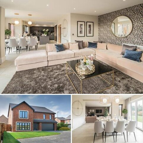 4 bedroom detached house for sale - Plot Eighteen, Swinley at Coniscliffe Rise, Coniscliffe Road, West Park TS26