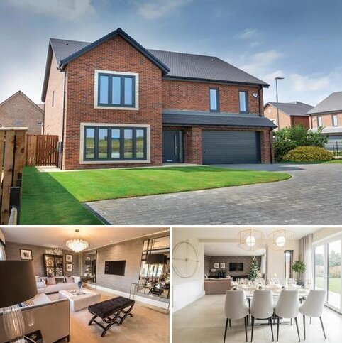 4 bedroom detached house for sale - Plot Nineteen , Swinley at Coniscliffe Rise, Coniscliffe Road, West Park TS26