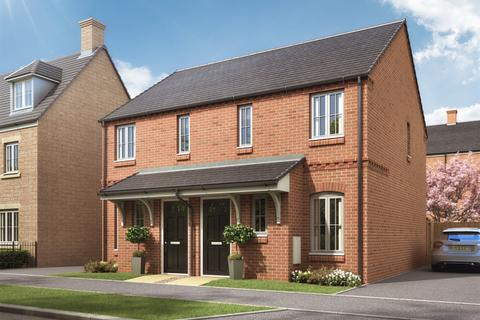 2 bedroom semi-detached house for sale - Plot 52, The Alnwick at Woodland Valley, Desborough Road NN14