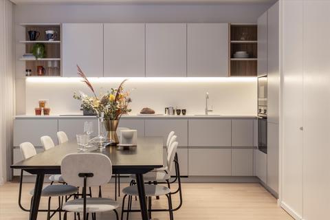 2 bedroom flat for sale - Cadence, 4 Lewis Cubitt Walk, N1C, King's Cross, London, N1C